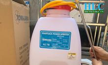 Máy phun thuốc trừ sâu Tomikama 2 thì động cơ xăng pha nhớt