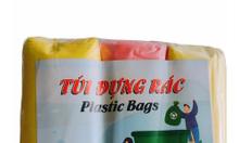 Túi đựng rác cuộn 3 màu hoặc đen đủ size
