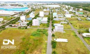 Bán đất chính chủ khu dân cư Hương Sen Graden KDC Tân Đô, sổ hồng