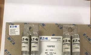 Cầu chì Bussmann 120FEE sản xuất tại Ấn Độ