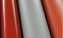 Vải thuỷ tinh phủ Silicone hai mặt chống cháy, che chắn tia hàn xì