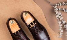 Giày tây buộc dây dáng Cap Toe Derby mã GNLA21021-N hiệu Laforce