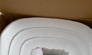 Bông gốm Ceramic quấn cách nhiệt máy móc, lò nung 1260 - 1430 độ