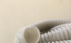 Ống hút bụi gân nhựa xoắn phi 300
