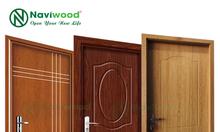 Cửa gỗ nội thất thông phòng cách âm