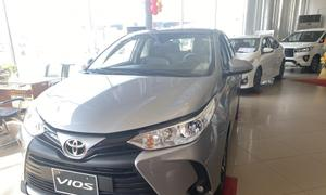 Toyota Vios khuyến mãi cao
