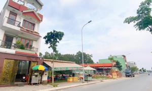 Bán gấp đất nền gần Aeon Bình Tân mặt tiền Trần Văn Giàu, Tỉnh Lộ 10