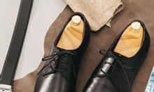 Giày da nam kiểu dáng Derby Plain Toe mã GNLA663-D hiệu Laforce