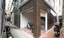 Nhà mới 4,5 tầng phố Cầu Cốc, 2 mặt thoáng, ô tô, kinh doanh