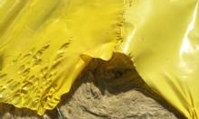 Cuộn bông khoáng Rockwool có lưới kẽm cách âm, cách nhiệt chống cháy