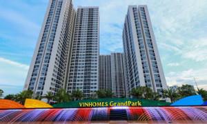 Chính chủ bán căn hộ chung cư Vinhome to Thủ Đức 60m2 hết nội thất