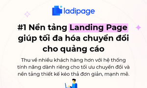 Dịch vụ Landing Page