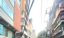 Bán nhà mặt phố Vạn Bảo Ba Đình, lô góc, thang máy, kinh doanh