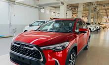 Toyota Corolla Cross ưu đãi lớn, giao ngay  các phiên bản G, V, HV