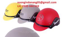 Dịch vụ in logo lên mũ bảo hiểm làm quà tặng