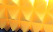 Mút tấm tiêu âm giảm ồn hình kim tự tháp