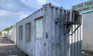 Bán container lạnh 20feet đã qua sử dụng