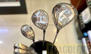 Bộ gậy golf Tourstage V6000 gậy mới bằng giá gậy cũ