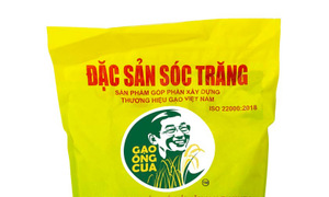 Gạo đặc sản Sóc Trăng st25 chính hãng, gạo Phương Nam