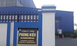 Công ty Phong Kiều tuyển dụng lao động phổ thông