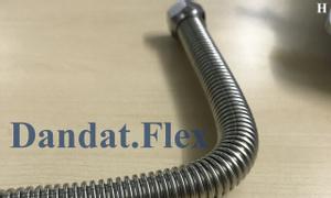 Dây dẫn nước inox 304, dây cấp nước nóng lạnh