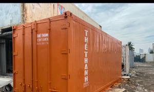 Container làm kho lạnh chất lượng bền bỉ