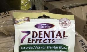 Xương gặm sạch răng 7 Dental Effects 160g