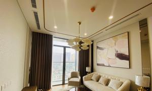 Căn hộ nội thất bàn giao cao cấp, View đẹp