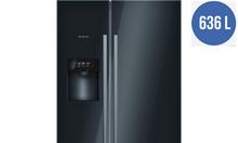 Tủ lạnh Side by Side Bosch KAD92SB30, siêu thị bếp 365