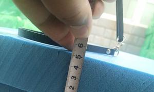 Tấm xốp XPS Foam cách âm, cách nhiệt, gia cố cho sàn nhà