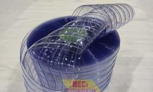 Rèm nhựa Polar ngăn lạnh âm sâu, sợi nhựa dẻo dai