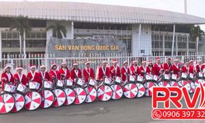 Tổ chức roadshow quảng cáo dịp lễ giáng sinh và tết