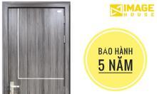 Cửa nhựa gỗ Composite Hàn Quốc
