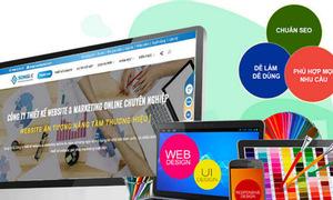 Thiết kế web Daklak, dịch vụ thiết kế web chuẩn SEO