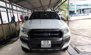 Bán xe Ford Ranger Wildtrak 3.2L 4x4 AT, đời 2016 ĐK 2017, nhập Thái