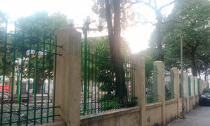 Bán nhà phân lô Nghĩa Đô, ô tô vào nhà, view công viên, 60m 4 tầng