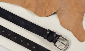 Thắt lưng quần jean hiệu Laforce mã DJLA35-024-D