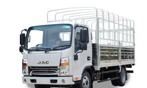 Xe tải 3T5 giá rẻ, jac NS350 tại Bình Dương TP.HCM