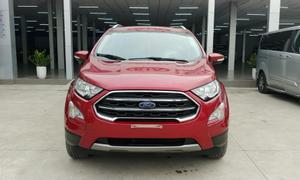 Bán xe Ford EcoSport 1.5L Titanium số tự động, đời 2020, màu đỏ