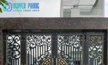 Có nên chọn cổng sắt cnc, và mẫu cổng cnc nào hợp với phong cách