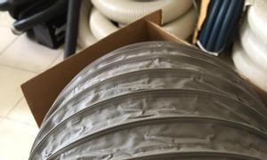 Bán ống gió mềm vải phi 450 dùng trong hệ thống cung cấp không khí
