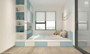 Căn hộ Đà Nẵng sổ đỏ lâu dài, nội thất hoàn thiện, đóng 30% nhận nhà