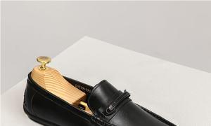 Giày da nam da thật đế cao su GNTA191-D hàng hiệu Tâm Anh