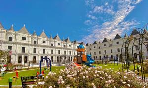 Bán biệt thự đẹp trong khu đô thị Ciputra lô góc 03 mặt đường to