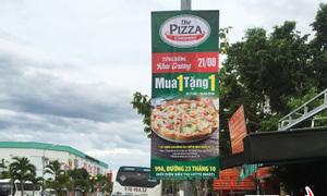 Treo banner chào mừng ngày nhà giáo Việt Nam 20-11