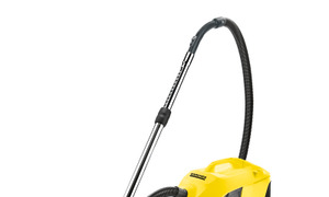 Làm sạch khí với máy hút bụi DS 6