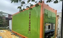 Container lạnh 20 feet sơn mới, bảo hành 2 năm