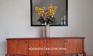 Kệ tivi nội thất gỗ Phương Đông