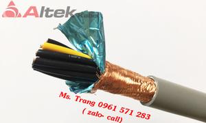 Cáp điện chống nhiễu 20x0.5, 20x0.75, 20x1.0, 20x1.5
