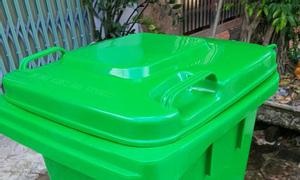 Thùng rác nhựa, thùng rác y tế, thùng rác 120 lít, thùng rác 240 lít